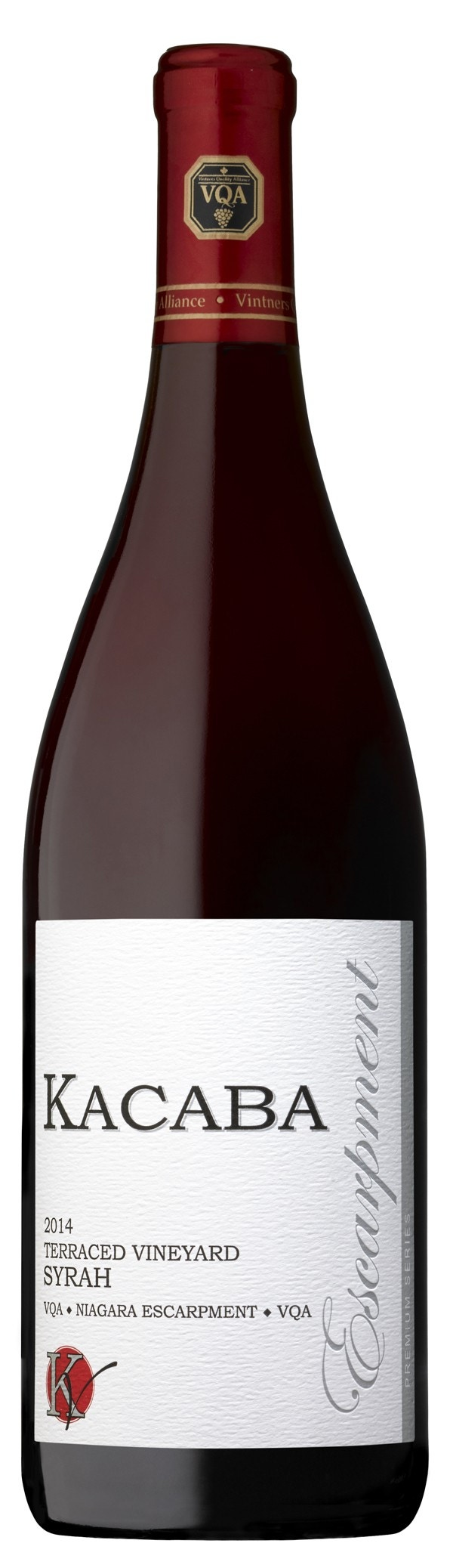 Terraced Vineyard Syrah