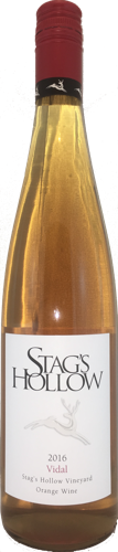 Vidal Orange Wine