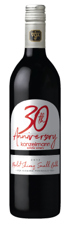 30th Anniversary Merlot Shiraz Small Batch