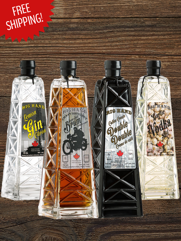 Rig Hand Spirits Gift Pack