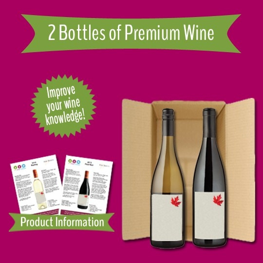 Wine lovers, this is the package for you!
