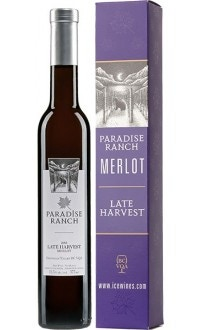 Merlot Late Harvest - Paradise Ranch