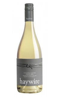 Switchback Organic Vineyard Pinot Gris