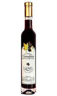 The Original Canadian Maple Wine: Red