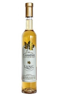 The Original Canadian Maple Wine: White