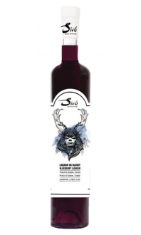 Blueberry Liqueur