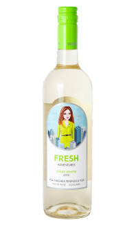 FRESH Adventures Crisp White