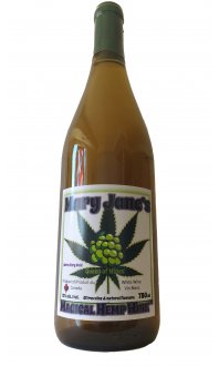 Mary Jane's Magical Hemp Wine