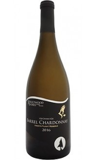 Barrel Chardonnay Hawk's Flight Reserve