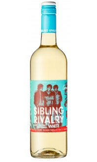 Sibling Rivalry White