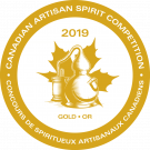 Canadian Artisan Spirit Competition 2019, Gold Medal