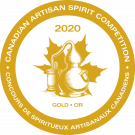 Canadian Artisan Spirit Competition 2020, Gold Medal