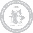 Canadian Artisan Spirit Competition 2019, Silver Medal