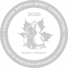 Canadian Artisan Spirit Competition 2020, Silver Medal