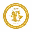 Canadian Artisan Spirit Competition 2018, Gold Medal