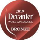 Decanter World Wine Awards 2019, Bronze Medal