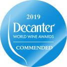 Decanter World Wine Awards 2019, Commended