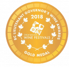 British Columbia Lieutenant Governor's Wine Awards 2018, Gold Medal