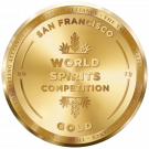 San Francisco World Spirits Competition 2019, Gold Medal