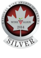 National Wine Awards of Canada 2014, Silver Medal
