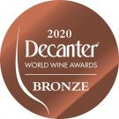 Decanter World Wine Awards 2020, Bronze Medal