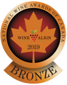 National Wine Awards of Canada 2019, Bronze Medal