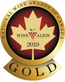National Wine Awards of Canada 2019, Gold Medal