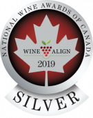 National Wine Awards of Canada 2019, Silver Medal