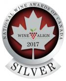National Wine Awards of Canada 2017, Silver Medal