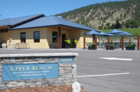 Upper Bench Winery